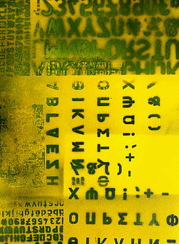 Yellow by Kim Gauge