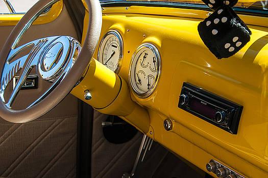 Yellow Basics by Larry Goss