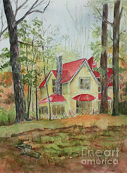 Yellow Mountain Cottage by Janet Felts