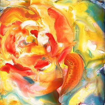 Yellow Rose by Yevgenia Watts