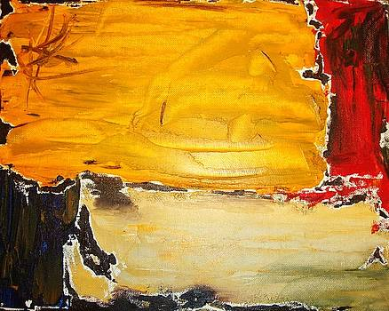 Yellow Series 1 by Jared  Kocak