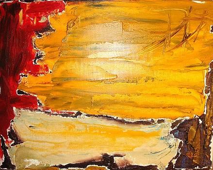 Yellow Series 2 by Jared  Kocak
