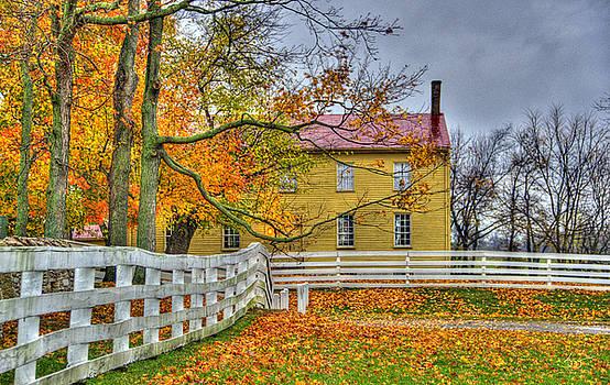 Sam Davis Johnson - Yellow Shaker House 4
