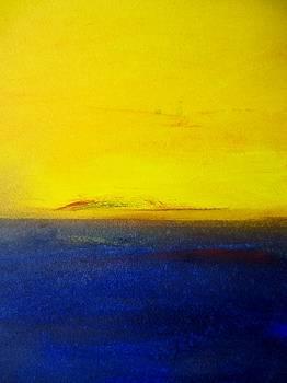 Yellow Sky 2 by Michael Baroff