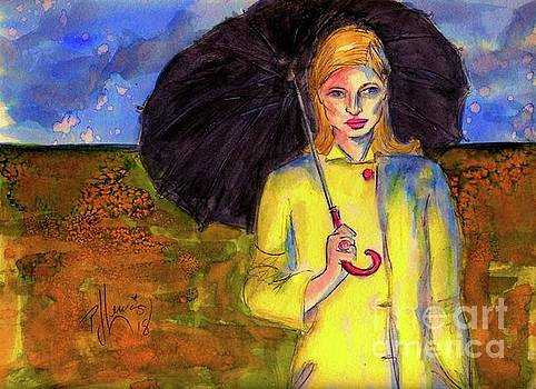 Yellow Slicker by PJ Lewis