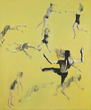 Yellow Spin by Nicholas Stedman
