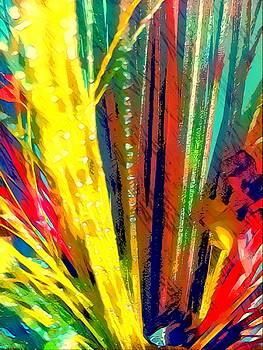 Yellow Splash  by Gayle Price Thomas