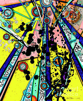 Yellow Sun by Joey Gonzalez
