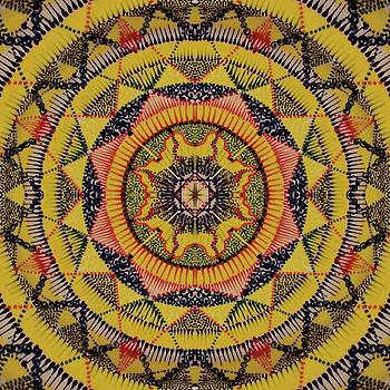 Yellow Sun by Kym Nicolas