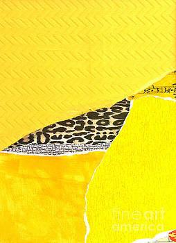 Yellow Symphony by Elizabeth Bogard