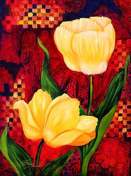 Yellow Tulips by Lynn Lawson Pajunen