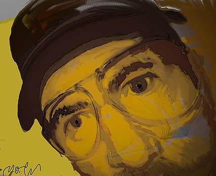 Yellow Wind 2 by Noredin Morgan
