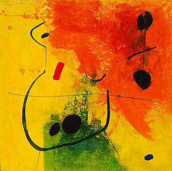 Yellowish by Adriana Vasile
