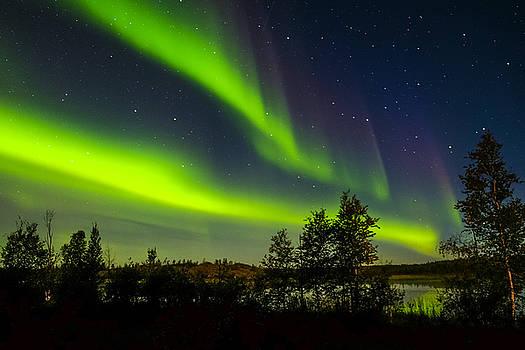 John McArthur - Yellowknife Aurora Series 5