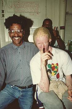 Yellowman with Eric E by Otis L Stanley