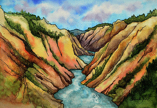 Yellowstone by Brenda Jiral
