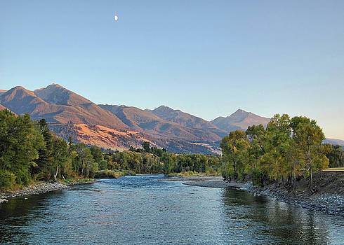 Yellowstone River by Ben Prepelka
