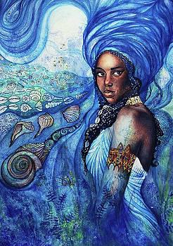 Yemoya by Bernadett Bagyinka