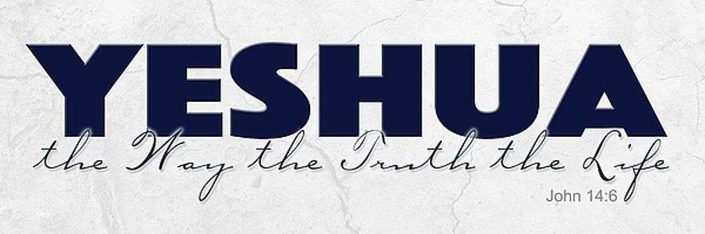 Yeshua John 14 by Corey Haynes