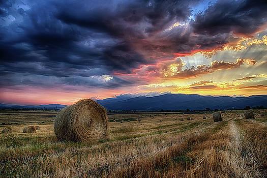 Yesterday's sunset by Plamen Petkov