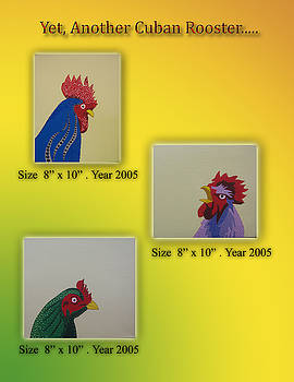 Yet Another Cuban Rooster by Pablo Hernandez