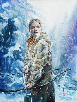 Ygritte the Wilding by Baroquen Krafts