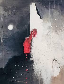 Yin Yang Vibes by Germaine Fine Art