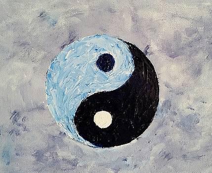 Yin Yang by Sallie Wysocki