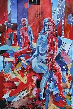 YinYang Nude by Viet Tran