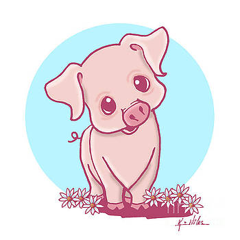 Yittle Piggy by Kim Niles