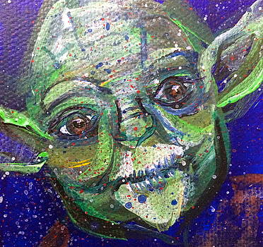 Yoda by Mary Gallagher-Stout