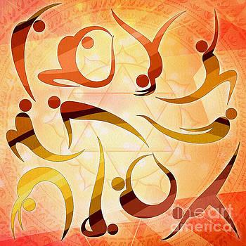 Bedros Awak - Yoga Asanas