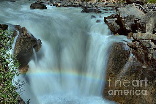 Adam Jewell - Yoho River Rainbow