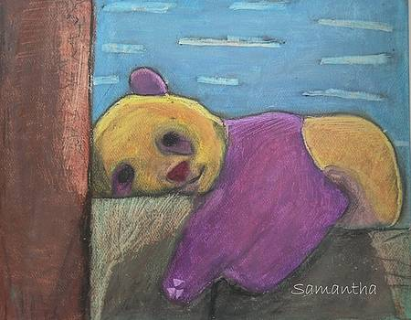 Yonah the Sleeping Bear by Samantha Guthrie Murphy