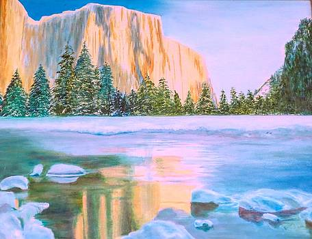 Yosemite by Betsy Cullen