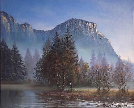 Yosemite Dawn by Sean Conlon