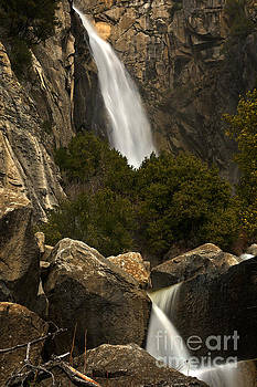 Adam Jewell - Yosemite Double Cascade Falls