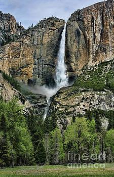 Chuck Kuhn - Yosemite Fall  IV