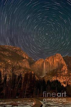 Tibor Vari - Yosemite Falls Star Trials