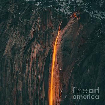 Yosemite Firefall  by Art K