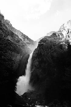 Yosemite Lower Falls by Ricky Sandoval