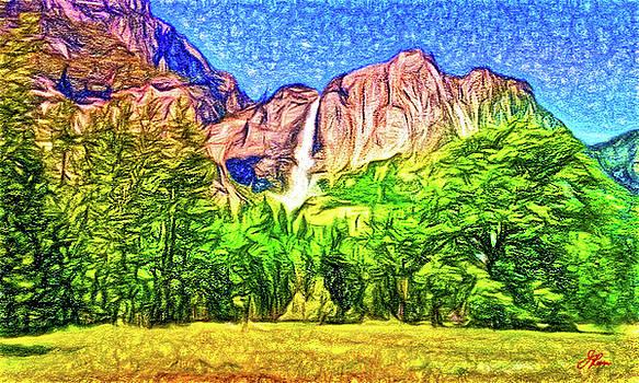 Yosemite National Park by Joan Reese