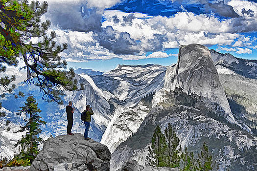 Dennis Cox - Yosemite Overlook