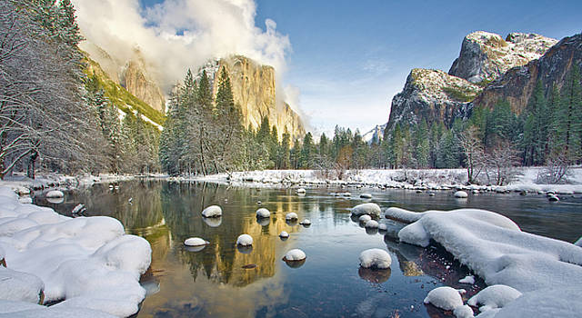 Yosemite  by Quy  Tran