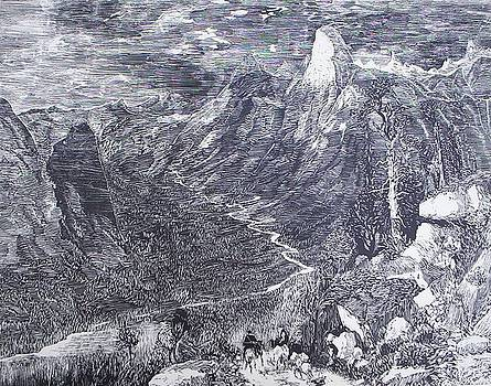 Tony Murray - Yosemite