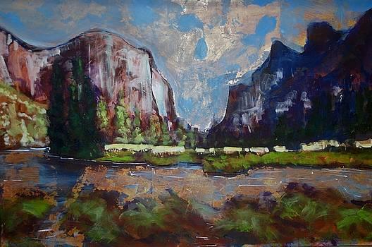 Yosemite Valley by Kurt Hausmann