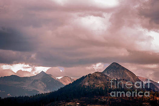 Chuck Kuhn - Yosemite Valley Oil Paint