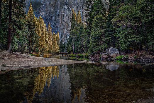Rick Strobaugh - Yosemite Valley Reflections
