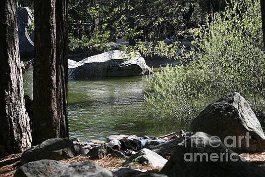 Chuck Kuhn - Yosemite water