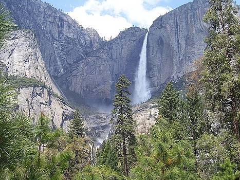 Dawn Marie Black - Yosemite Waterfall 5